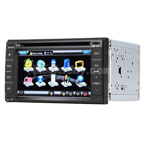 Nissan DVD Player