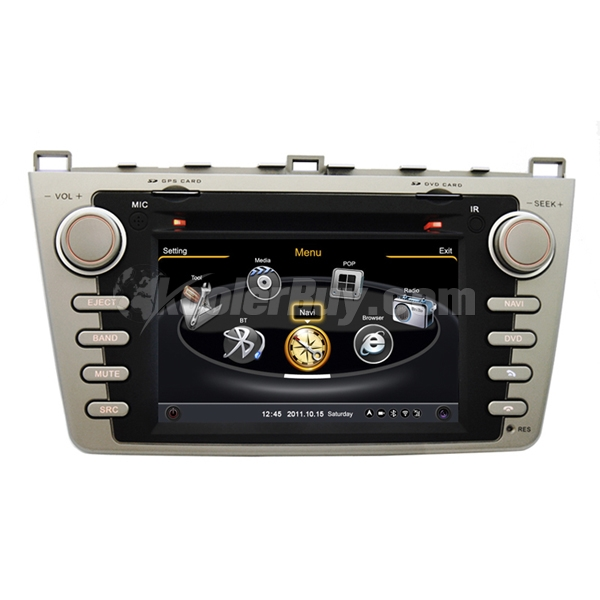 mazda 6 dvd player