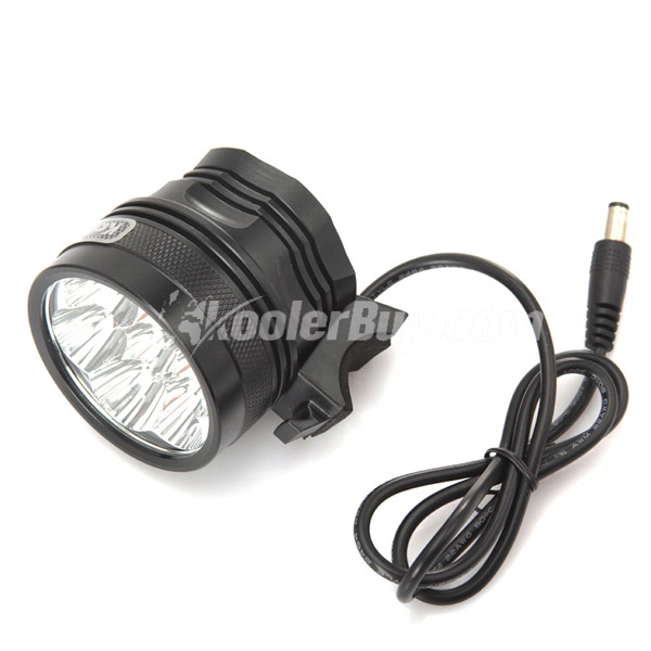 LED bicycle light