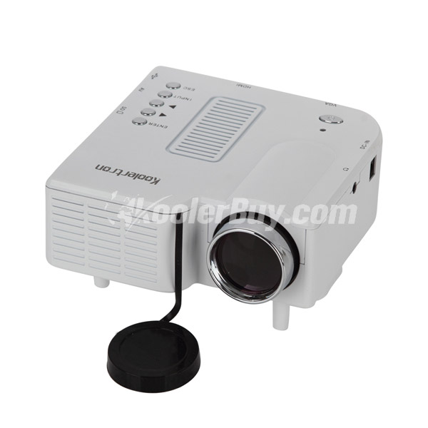small portable projector