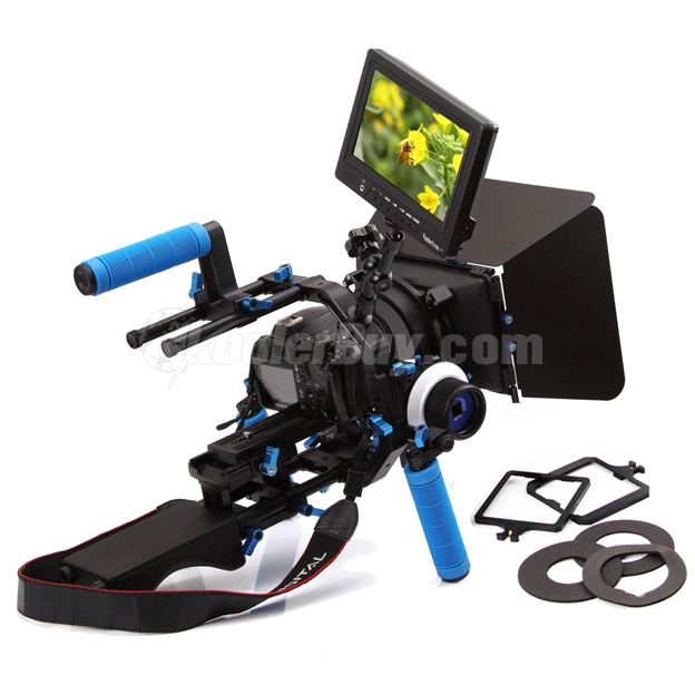 pro dslr movie kit