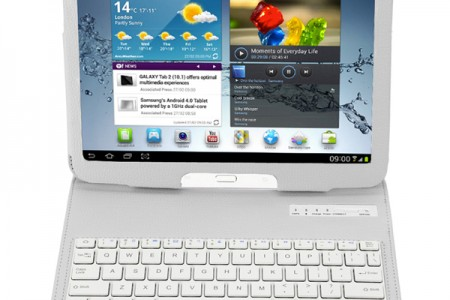 Koolertron Keyboard Cases for Samsung Tablets...